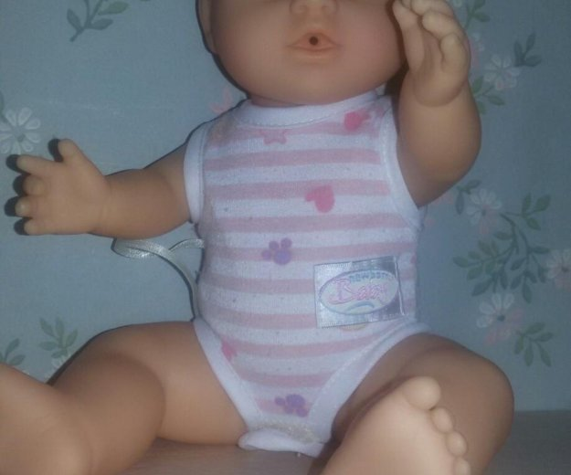 Кукла пупс. Фото 1. Ярославль.