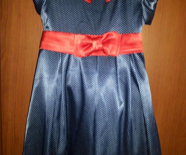 Детское, платье в горошек. Фото 3. Самара.
