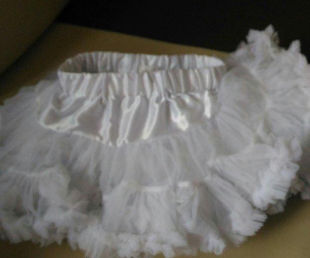 Пышная юбка размер 100 и топ размер 110. Фото 2. Москва.