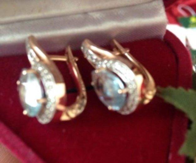 Серьги и кольцо. Фото 2. Ижевск.