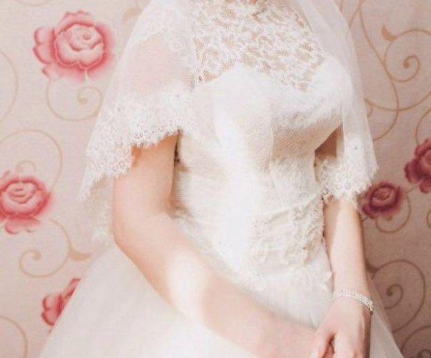 Свадебное платье. Фото 2. Богандинский.