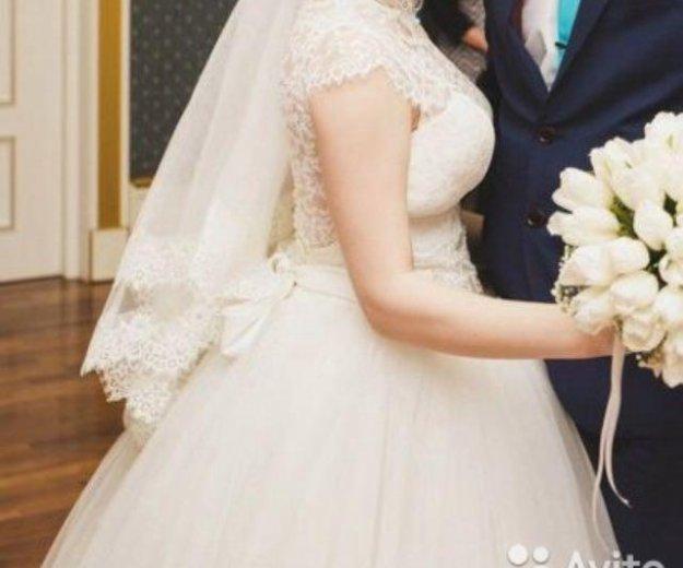 Свадебное платье. Фото 1. Богандинский.