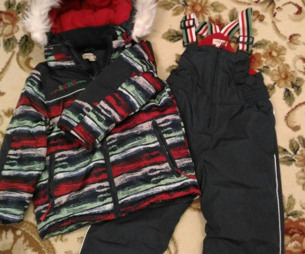 Зимний костюм. Фото 1. Лесной Городок.