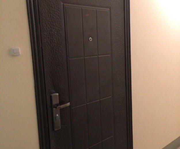 Входная дверь. Фото 1. Новосибирск.