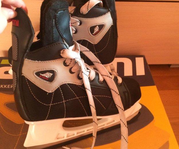 Коньки хоккейные. Фото 1. Чита.