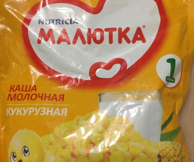 Каша кукурузная. Фото 1. Екатеринбург.