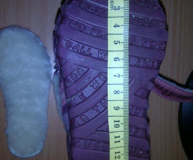 Ботинки димесезонные. Фото 3. Верхняя Пышма.