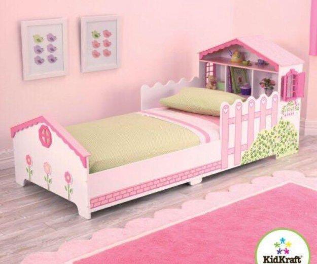 Детская кроватка. Фото 1. Мегион.