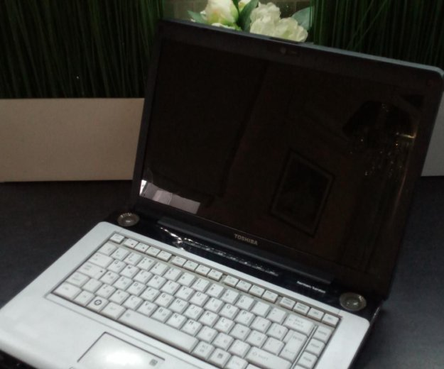 Продам ноутбук toshiba satellite a200-1la. Фото 2. Тюмень.