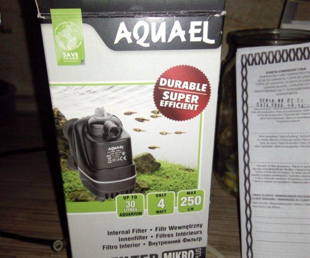 Aquael fan filter micro. Фото 2. Ногинск.