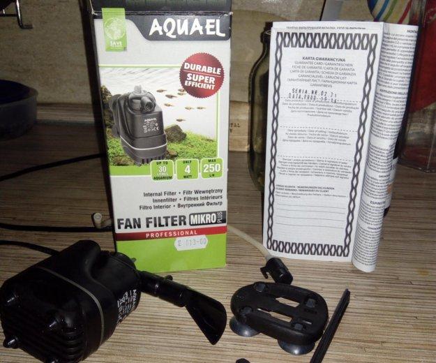 Aquael fan filter micro. Фото 3. Ногинск.