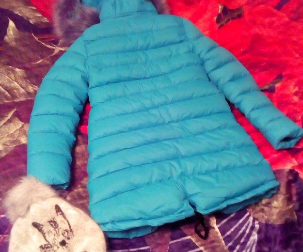 Куртка и шапка цена за всё. Фото 1. Красногорск.