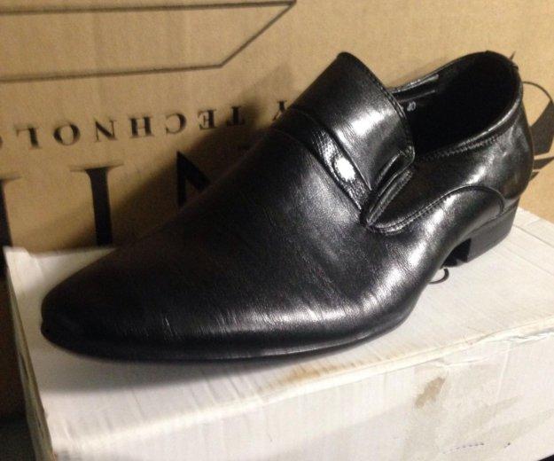 Туфли мужские. Фото 1. Похвистнево.