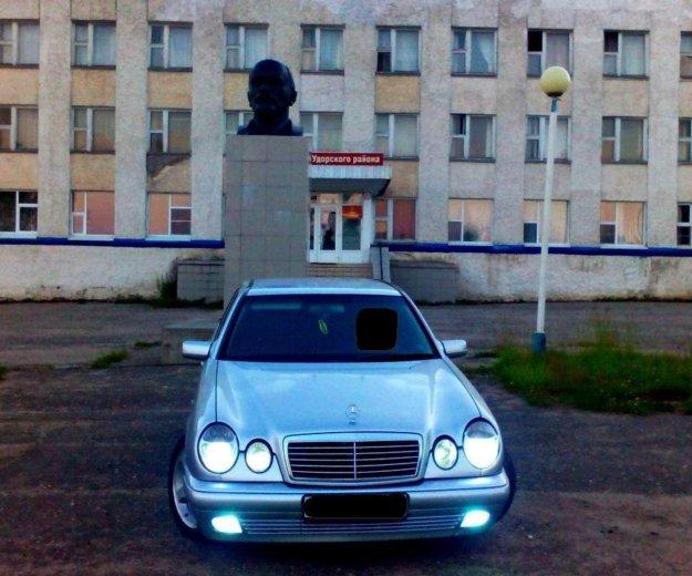 Mercedes benz w210. Фото 2. Сыктывкар.