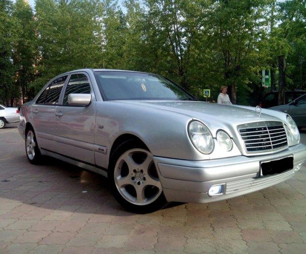 Mercedes benz w210. Фото 3. Сыктывкар.
