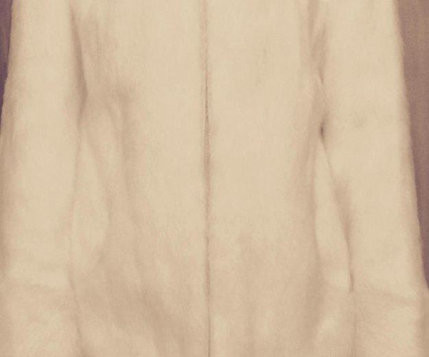 Полушубок из нутрии, второго то кого нет, р-р 48. Фото 2. Москва.