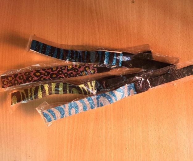 Резинки для греческой причёски. Фото 1. Шахты.