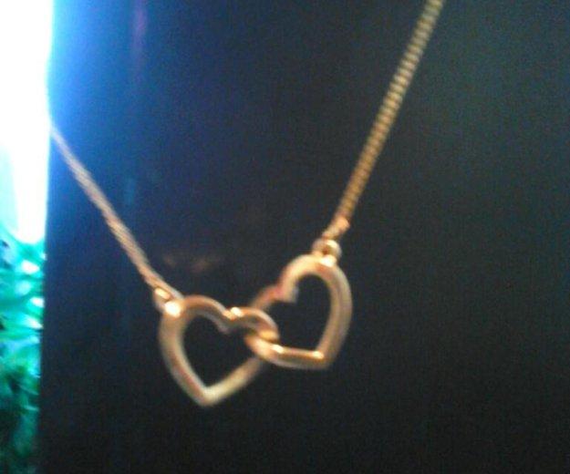 """Колье """"сердца"""". Фото 2. Невинномысск."""