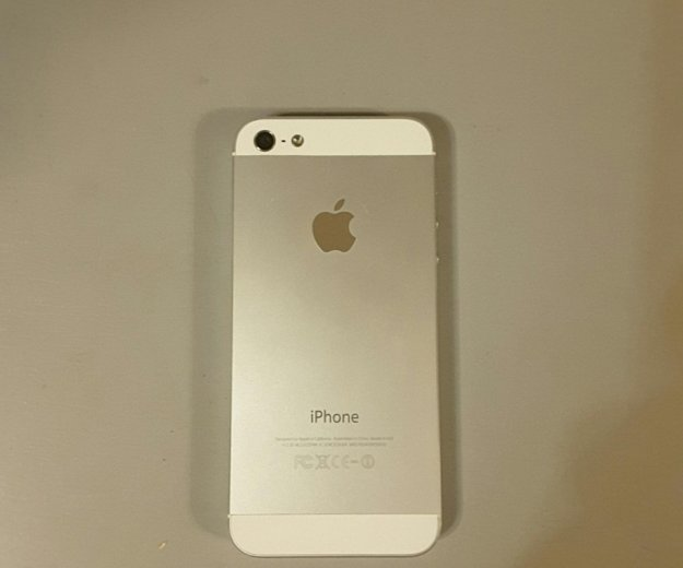 Iphone 5 with 16gb. Фото 2. Уфа.