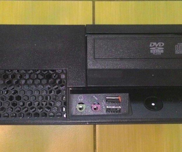 Компьютер (thinkcentre ibm). Фото 1. Новосибирск.