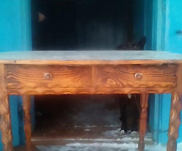 Кухонный стол. Фото 1. Зея.