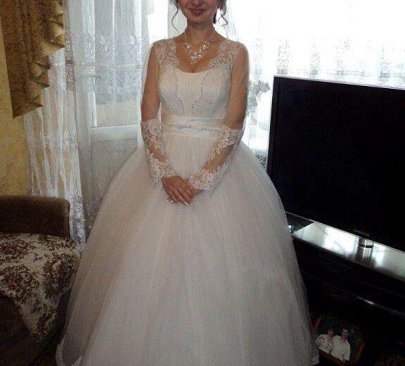 Свадебное платье. Фото 1. Курск.