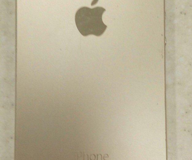 Iphone 5s 16gb gold. Фото 1. Пермь.