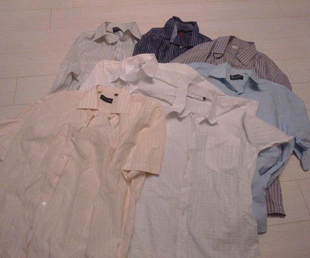 Рубашки мужские, р.l. Фото 1. Москва.