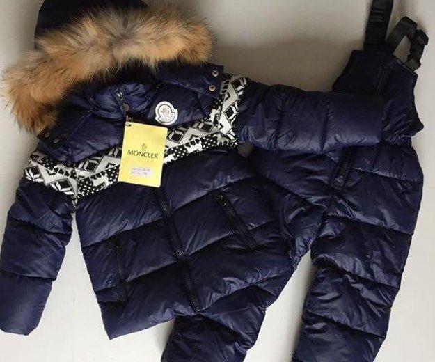 Зимний костюм monkler новый. Фото 1. Самара.