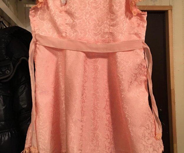 Платье на 3 4 года. Фото 1. Ростов-на-Дону.