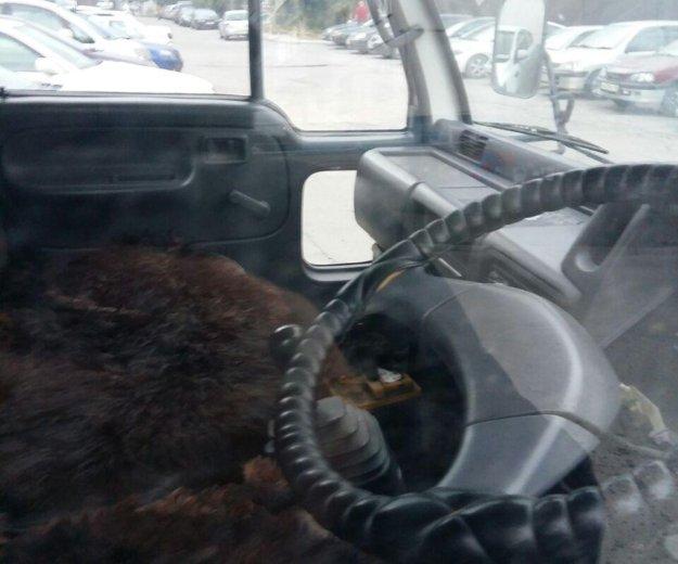 Грузовик. Фото 2. Новосибирск.