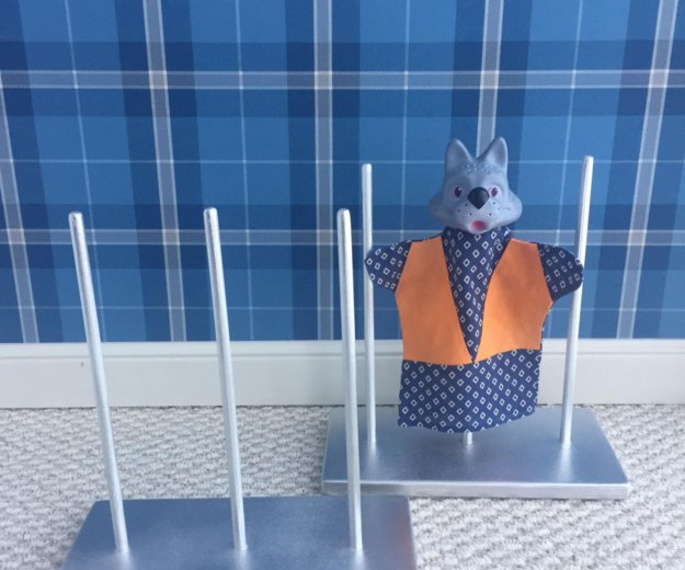 Подставка для кукольного театра. Фото 1. Екатеринбург.