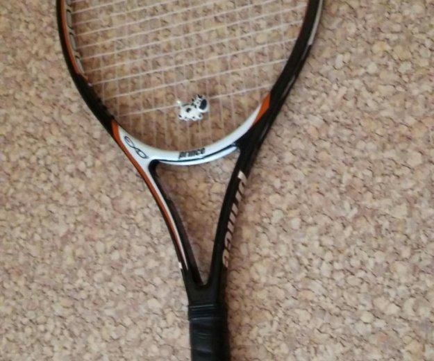 Ракетка для большого тенниса. Фото 2. Хабаровск.