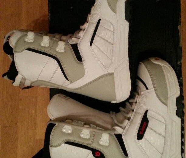 Ботинки сноубордические burton новые. Фото 1. Санкт-Петербург.