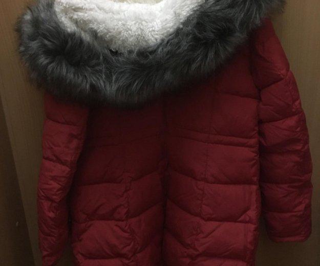 Тёплое пальто. Фото 2. Шахты.