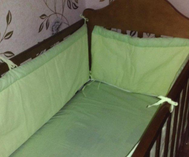Кроватка+матрас+балдахин. Фото 2. Ростов-на-Дону.