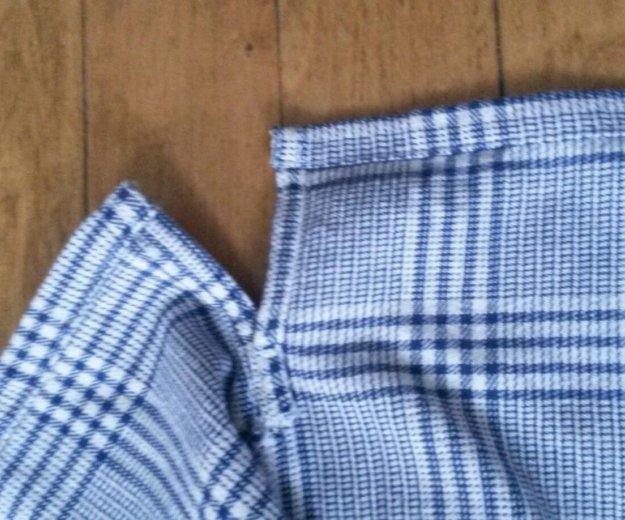Плотная фирменная рубашка fila. Фото 2. Киров.