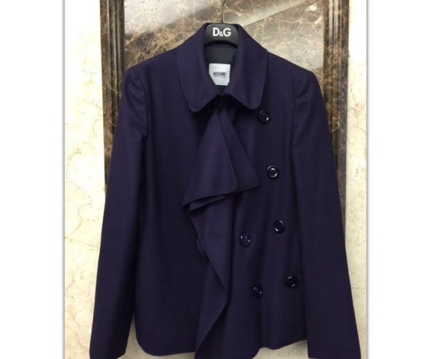Куртка moschino (оригинал). Фото 1. Томск.