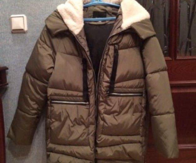 Куртка зимняя женская. Фото 1. Электросталь.