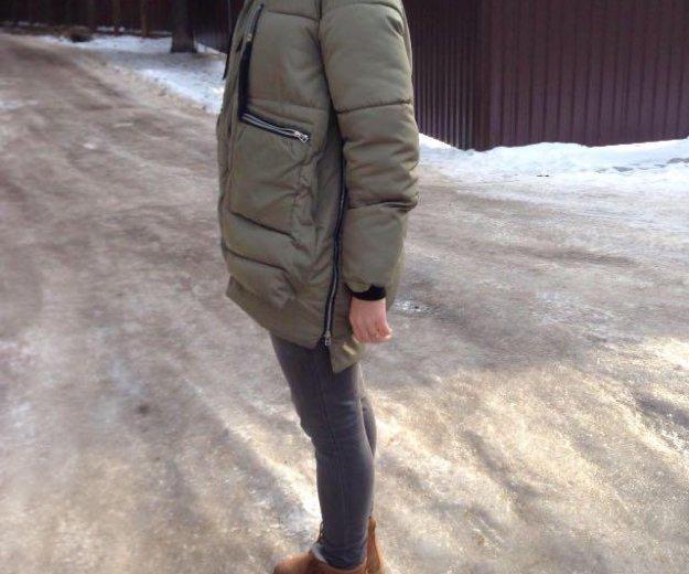 Куртка зимняя женская. Фото 3. Электросталь.