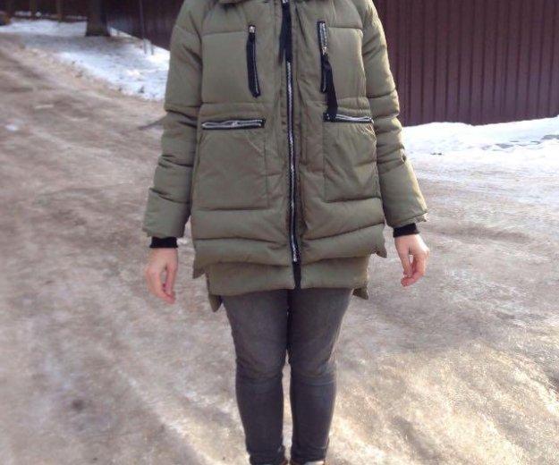 Куртка зимняя женская. Фото 4. Электросталь.