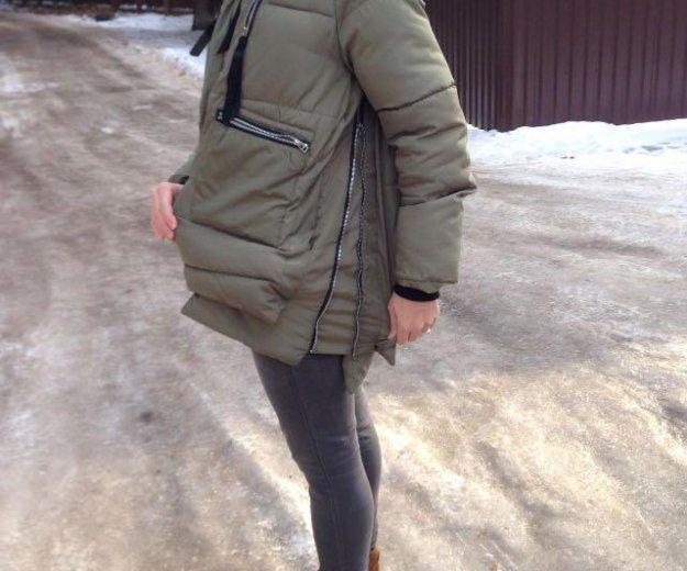 Куртка зимняя женская. Фото 2. Электросталь.