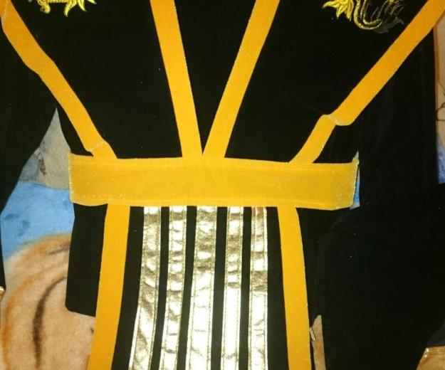 "Новогодний костюм "" самурай"". Фото 1. Поронайск."