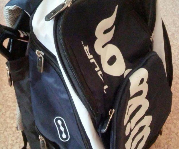 Рюкзак для большого тенниса. Фото 1. Хабаровск.