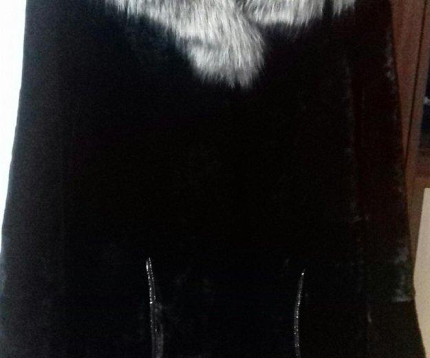 Мутоновая шуба. Фото 1. Нижневартовск.