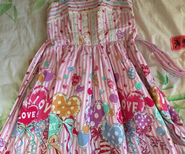 Платье в стиле лолита косплей. Фото 1. Талнах.