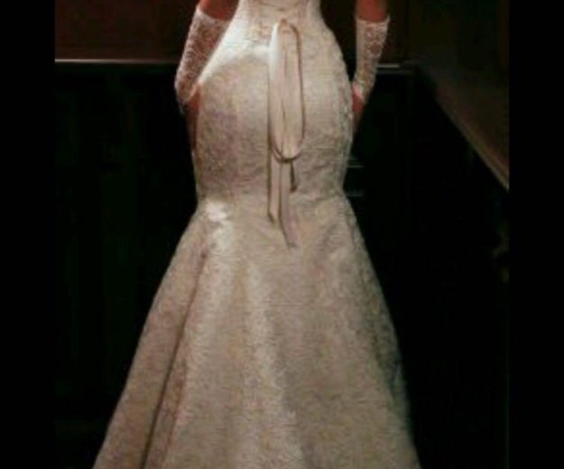 Потрясающее свадебное платье. Фото 1. Самара.