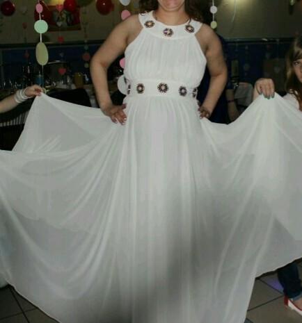 Свадебное платье для беременных. Фото 1. Белоярск.