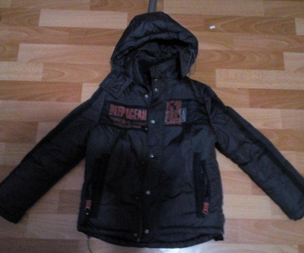 Куртка для мальчика. Фото 1. Подольск.