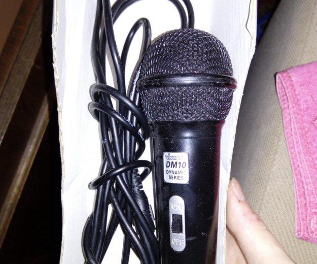 Микрофон. Фото 1. Рязань.